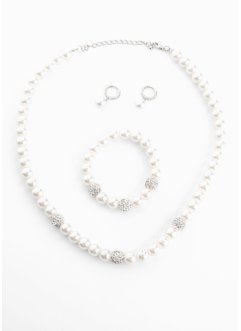 Schmuckset (4-tlg.Set), bpc bonprix collection