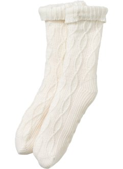 Kuschelsocken mit Teddyfutter, bpc bonprix collection