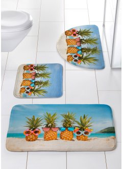 "Badematte ""Ananas"", Memory Schaum, bpc living bonprix collection"