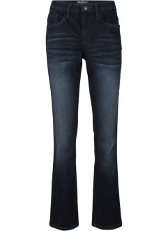 Stretch-Jeans, farbig, STRAIGHT, John Baner JEANSWEAR
