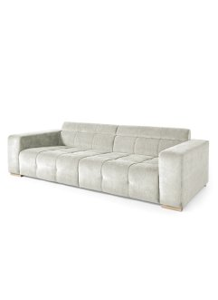 Big Sofa mit Strukturstoff, bpc living bonprix collection