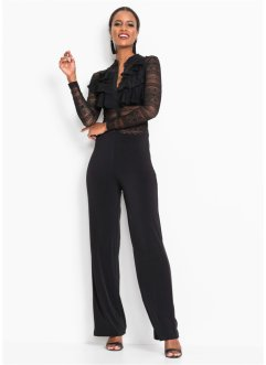 Jumpsuit mit Volants, BODYFLIRT boutique