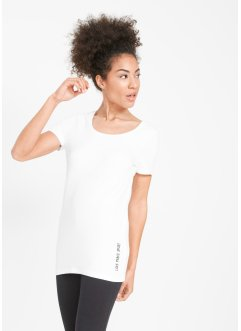Sport-Longshirt (2er Pack), kurzarm, bpc bonprix collection