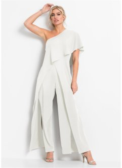 One-Shoulder-Jumpsuit, BODYFLIRT boutique