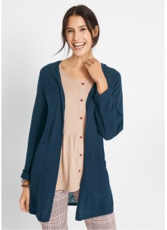 Cardigan mit Schlitzen, bpc bonprix collection