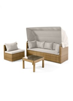 Gartenmöbel Set (3tlg.Set), bpc living bonprix collection