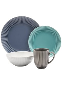 Geschirr-Set (16-tlg. Set), bpc living bonprix collection