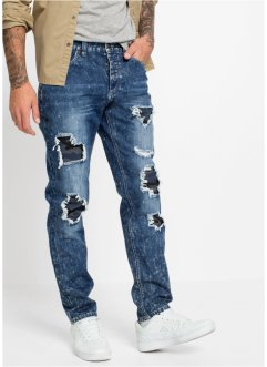 Regular Fit Jeans, Tapered, RAINBOW