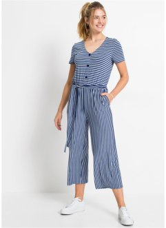 Jumpsuit mit Bindeband, RAINBOW