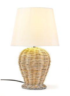 Tischleuchte Rattan, bpc living bonprix collection