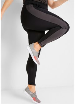 Funktions-Leggings mit recyceltem Polyester, lang, Level 2, bpc bonprix collection