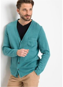 Strickjacke mit Leinen, bpc selection