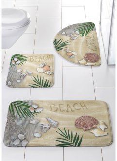 Badematte mit Memory Schaum, bpc living bonprix collection