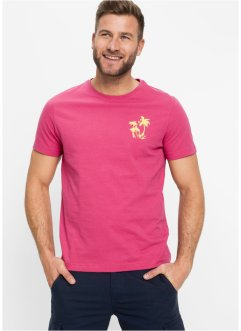 T-Shirt mit Palmendruck, bpc bonprix collection