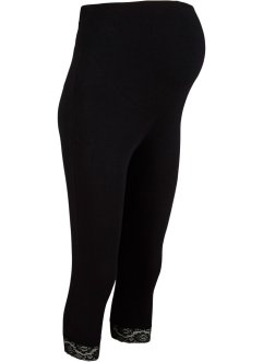 Umstands-Leggings mit Spitze, bpc bonprix collection