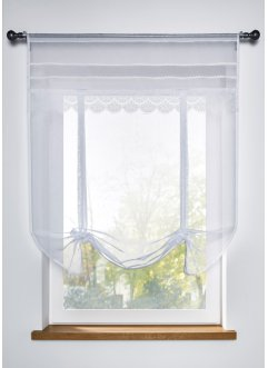 Bindegardine mit Spitze, bpc living bonprix collection