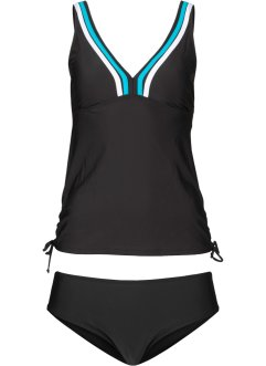Tankini mit Lycra (2-tlg. Set), bpc bonprix collection