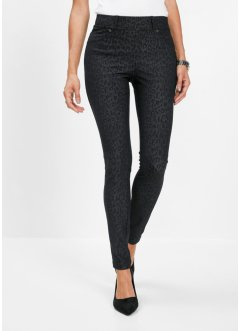 Jeggings mit Leo-Druck, bpc selection