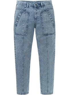 Loose Fit Jeans aus Bio-Baumwolle, Tapered, RAINBOW