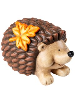 Deko-Igel mit Blatt, bpc living bonprix collection