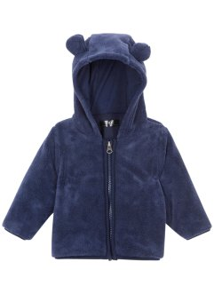 Baby Teddyfleecejacke, bpc bonprix collection