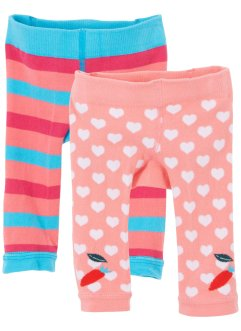 Baby Strick-Leggings (2er Pack), bpc bonprix collection