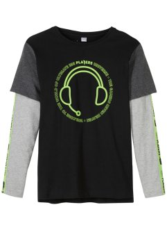 Jungen Layershirt, bpc bonprix collection