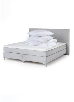 Boxspringbett mit Bettware, bpc living bonprix collection