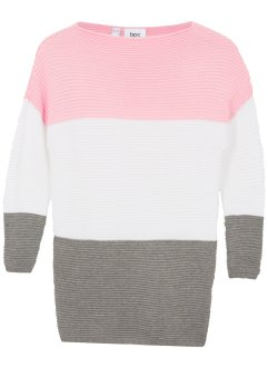 Mädchen Long-Pullover, bpc bonprix collection