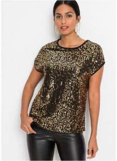 Pailletten-Shirt, BODYFLIRT
