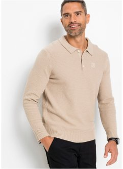 Pullover mit Polokragen, bpc selection