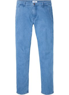 Chino-Stretch-Jeans aus Bio-Baumwolle, Regular Fit, John Baner JEANSWEAR