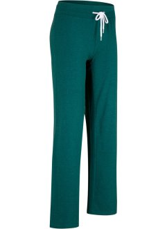 Jersey-Hose mit weitem Bein, lang, Level 1, bpc bonprix collection