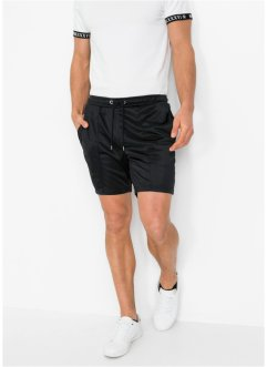 Moderne Basic Long-Shorts aus Trikot-Qualität, Regular Fit, RAINBOW