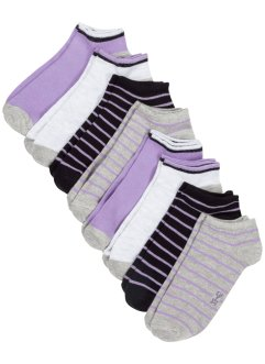 Sneaker Socken (8er Pack) mit Bio-Baumwolle, bpc bonprix collection