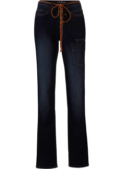 Stretch-Cargo-Jeans, Straight, John Baner JEANSWEAR