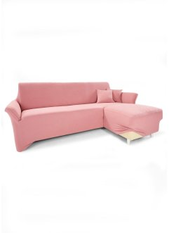 Ecksofa-Husse mit Hoch-Tief Effekt, bpc living bonprix collection