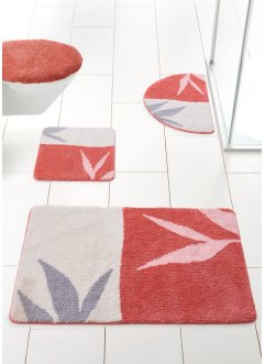 Badematte mit Blattmotiv, bpc living bonprix collection
