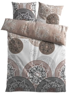 Bettwäsche mit Ornamenten, bpc living bonprix collection