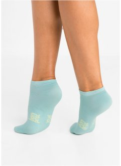 Sneaker Socken (7er Pack) mit Bio-Baumwolle, bpc bonprix collection