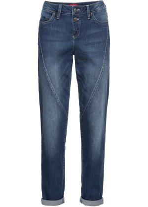 Bonprix Damen,Kinder,Jungen 7/8-Stretch-Jeans BOYFRIEND | 08941101797326