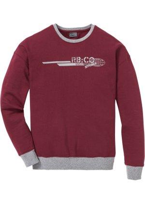 Bonprix Herren Sweatshirt mit überschnittener Schulter Regular Fit | 08941102019021