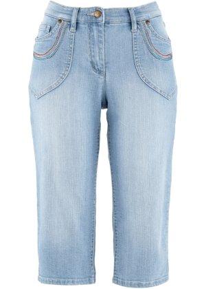 Bonprix Damen Capri-Stretch-Jeans   08941100829790
