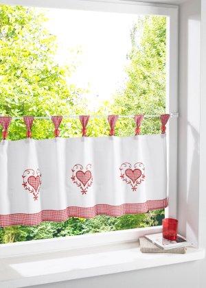 Scheibengardinen: Hübsche Fensterdekoration | bonprix
