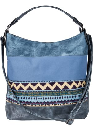 Bonprix Damen Denim Ethno-Shopper | 06932460355656