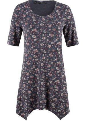 Bonprix Damen Zipfel-Shirt mit halblangen Ärmeln | 08941101643944