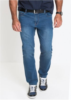 Recycle-Stretchjeans Regular Fit Straight, John Baner JEANSWEAR