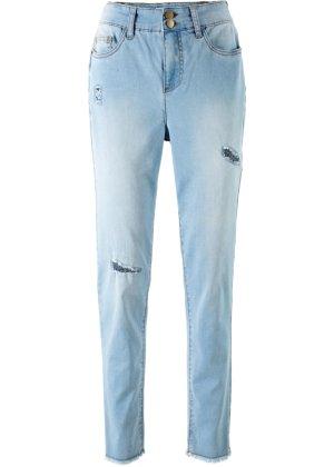 High-Waist-Jeans mit Destroyed-Effekt – designt von Maite Kelly, bpc
