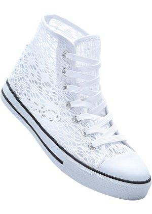 Sneaker in grau für Damen von bonprix vweJeZTlxN