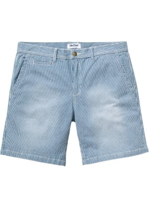 Bonprix Herren Stretch-Jeans Longshorts Regular Fit   08904033768239